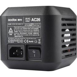 Godox AC-26 Adapteur Secteur pour AD600Pro