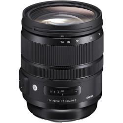 Sigma 24-70mm F2.8 DG OS HSM Art Canon