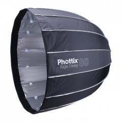 Phottix Raja Quick-Folding Deep Octa Softbox 80cm