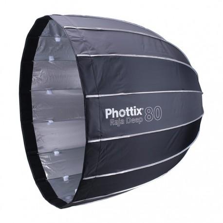 Phottix Raja Quick-Folding Deep Octa Softbox 80cm