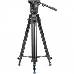 Benro BV4 kit Twin Leg Trépied Vidéo Pro