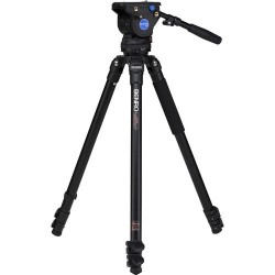 Benro A373FBV4H Kit Trépied Video Aluminium