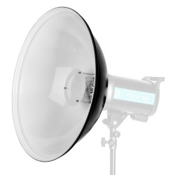 Quadralite Beauty Dish White 70cm