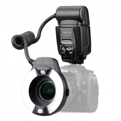 Meike MK-14EXT Macro Flash TTL pour Canon