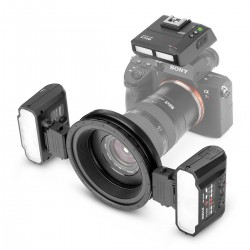 Meike MK-MT24 Macro Twin Flash Kit Sony