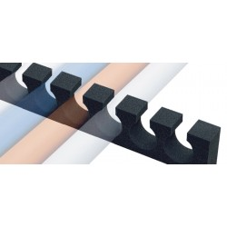 Colorama Colorgrip Foam Paper Background Storage System