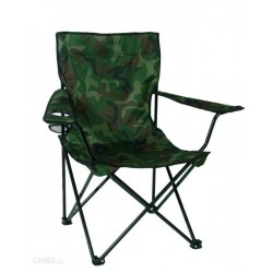 Siège repliable Camouflage Relax Woodland