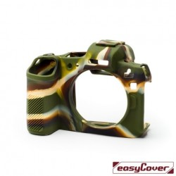 EasyCover Protection Silicone pour Canon R Militaire