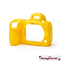 EasyCover Protection Silicone pour Nikon Z6 and Z7 Jaune