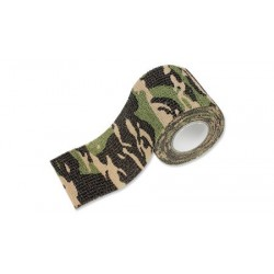 Gaffer Self Adhesive Camo Tape Woodland 50mm x 4.5m