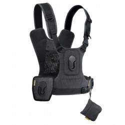Cotton Carrier CCS G3 Grey Harness-2