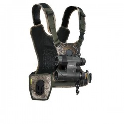 Cotton Carrier CCS G3 CAMO Binocular & Camera Harness
