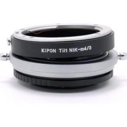 Kipon Nikon F - M4/3 Tilt adaptateur