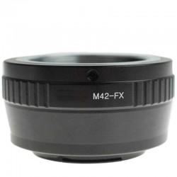 Bague d'adaptation M42 - Fuji X
