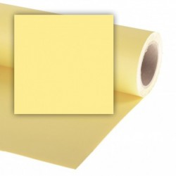 Colorama Lemon Background paper 1,35mx11m