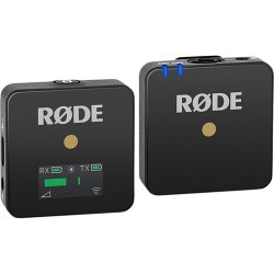 Rode Wireless GO Compact Microphone sans fil