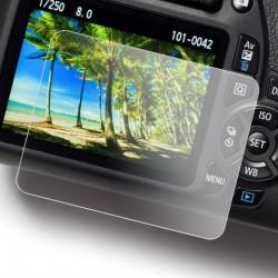 EasyCover Sony A6000 A6300 A 6500 Protection Ecran LCD en Verre Trempé