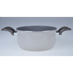 Tefal Poêle 20cm Ceramique Beige