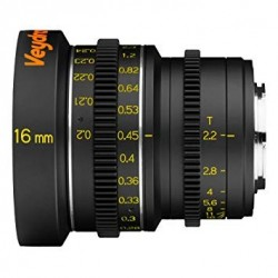 Veydra Mini Prime 16mm T2.2 M4/3 (metric)