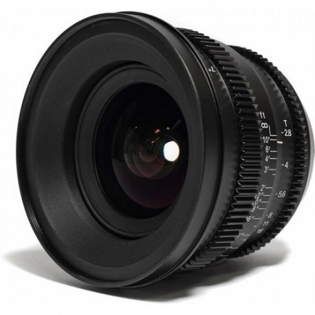 SLR Magic 18mm T2.8 MicroPrime CINE Lens MFT
