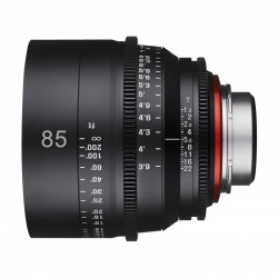 Xeen 85mm T1.5 FF Cine for M4/3 (MFT) Metric
