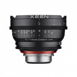 Xeen 14mm T3.1 FF Cine pour Canon EF Métrique