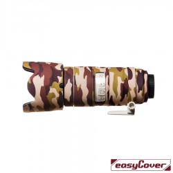EasyCover Lens Oak Brown camouflage for Canon 70-200mm 2.8 IS II