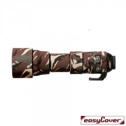 EasyCover Lens Oak Green camouflage for Nikon 200-500mm 5.6 VR