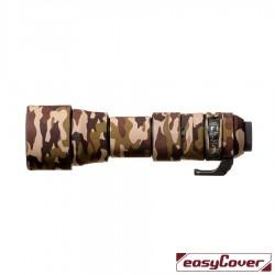 EasyCover Lens Oak Brown camouflage pour Sigma 150-600mm f/5-6.3 DG OS HSM Contemporary