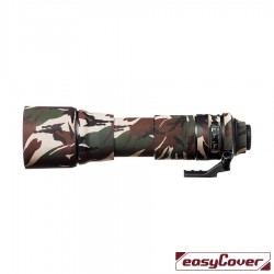 EasyCover Lens Oak Green camouflage for Tamron 150-600mm f/5-6.3 Di VC USD
