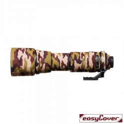 EasyCover Lens Oak Brown camouflage for Tamron 150-600mm f/5-6.3 Di VC USD