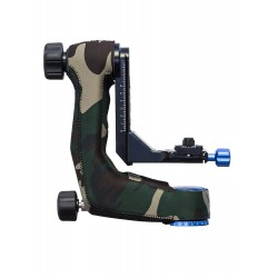 Lenscoat Wimberley WH200 ou Benro GH2 cover ForestGreenCamo