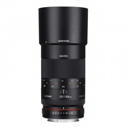 Samyang 100mm F2.8 ED UMC Macro Canon EF