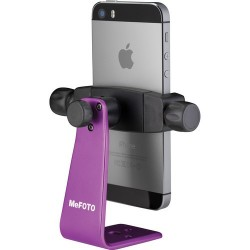 MeFoto Sidekick360Plus Purple Smartphone Support