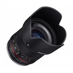 Samyang 21mm F1.4 ED AS UMC CS Noir pour Fuji X