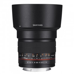 Samyang 85mm f1.4 AS IF UMC for Canon EF