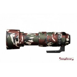 EasyCover Lens Oak Green camouflage for Sigma 60-600mm 4.5-6.3 DG OS HSM Sports