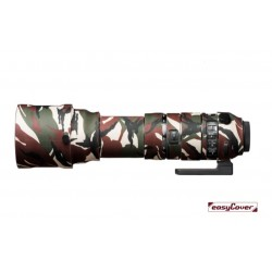 EasyCover Lens Oak Green camouflage for Sigma 150-600mm f/5-6.3 DG OS HSM Sports