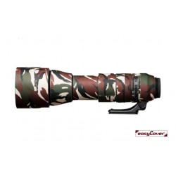 EasyCover Lens Oak Green camouflage for Tamron 150-600mm f/5-6.3 Di VC USD G2
