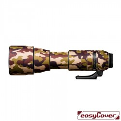 EasyCover Lens Oak Brown camouflage for Tamron 150-600mm f/5-6.3 Di VC USD G2