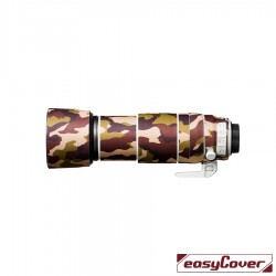 EasyCover Lens Oak Brown camouflage for Canon 100-400mm f/4.5-5.6L IS II USM