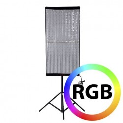 Falcon Eyes RGB LED Panel Flexible 60x120cm