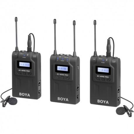 Boya BY-WM8 Pro-K2 Wireless Microphone
