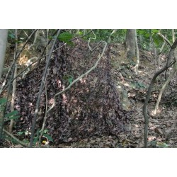 Tragopan Filet de camouflage sous bois automne 1,5x5m