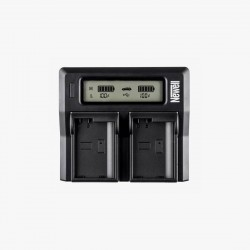 Newell DC-LCD Double Chargeur NP-FZ100