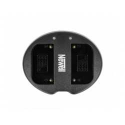 Newell SDC-USB Double Chargeur Série NP-F pour Sony