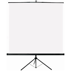 Oray Manual Projection Screen Tripod 200x200cm