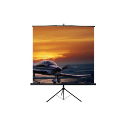 Oray Manual Projection Screen Tripod 175x175cm