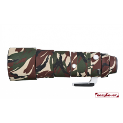 EasyCover Lens Oak Green Camouflage for Sony FE 200-600 F5.6-6.3 G OSS