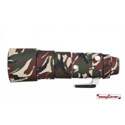 EasyCover Lens Oak Green Camouflage pour Sony FE 200-600 F5.6-6.3 G OSS